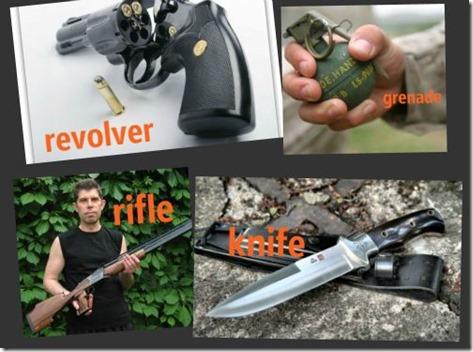 weapon перевод
