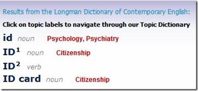 лонгмановский словарь английских слов онлайн