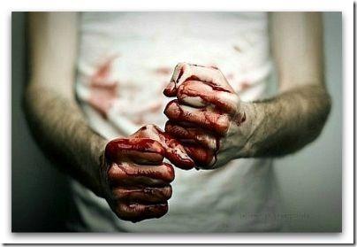 кровью
