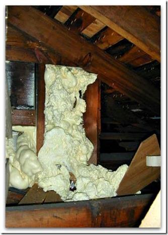 building foam
