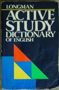 бумажный словарь английских слов