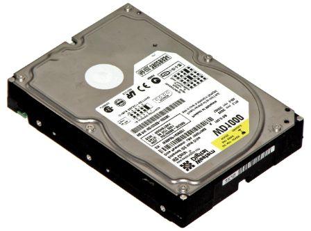 he said hard drive