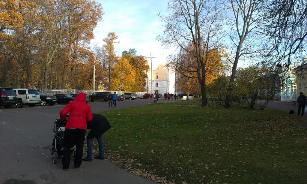 фото екатерининского парка в пушкине