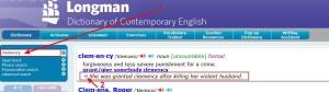 лонгмановский словарь английских слов