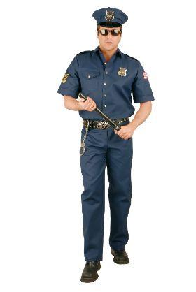cop man