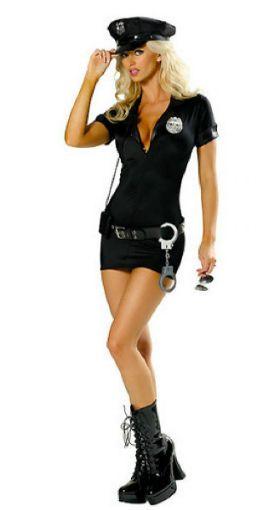 cop woman