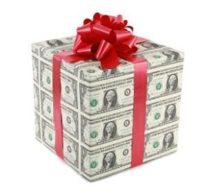 как перевести слово gift