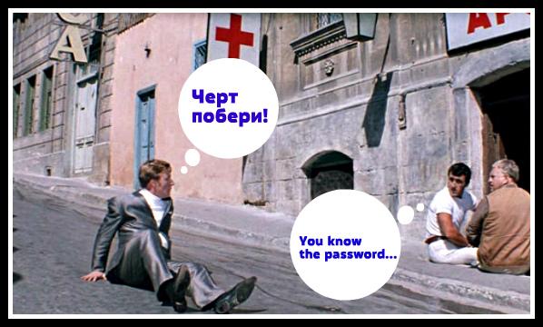 слово password перевод на русский