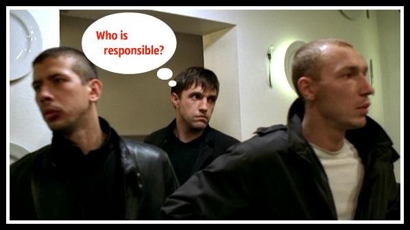 слово responsibility правильный перевод